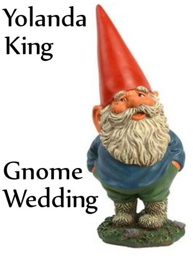Gnome Wedding