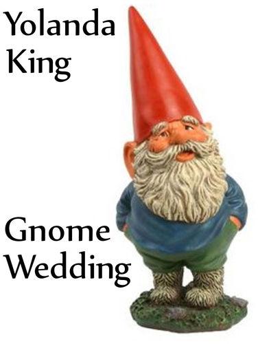 Gnome Wedding