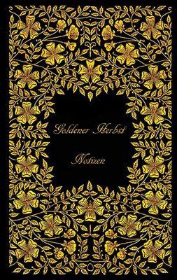 Goldener Herbst (Notizbuch)
