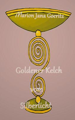 Goldener Kelch vom Silberlicht