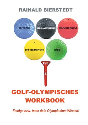 Golf - Olympisches Workbook