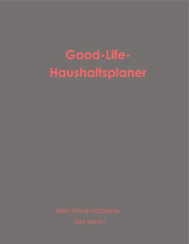 Good-Life-Haushaltsplaner
