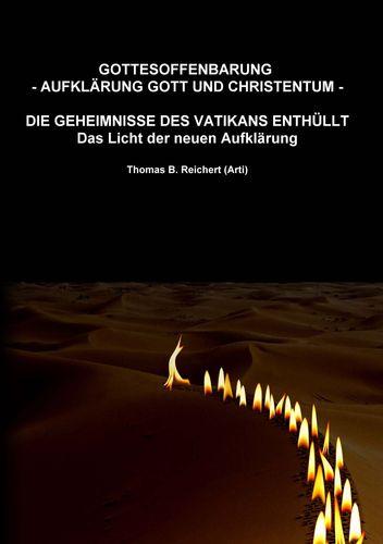 Gottesoffenbarung - Aufklärung Gott und Christentum -