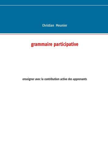 Grammaire participative