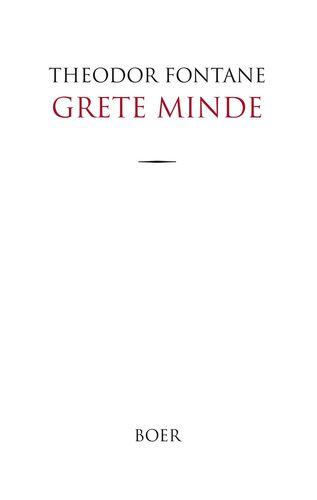Grete Minde