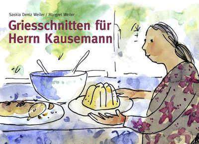 Griesschnitten für Herrn Kausemann