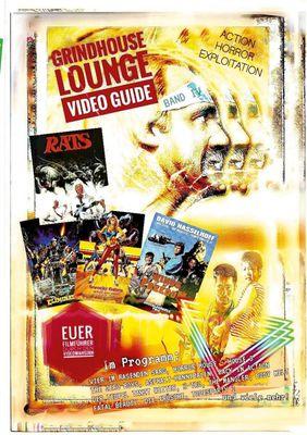 Grindhouse Lounge: Video Guide - Band 4 - Euer Filmführer durch den Videowahnsinn / Mit den Reviews zu Todesparty 2, The Hidden, Back in Action, Blast Heroes, House 3 und vielen mehr!