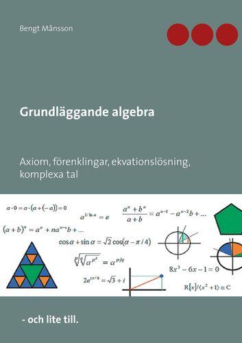 Grundläggande algebra
