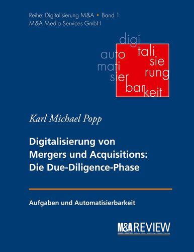 Grundlagen der Digitalisierung von Mergers und Acquisitions