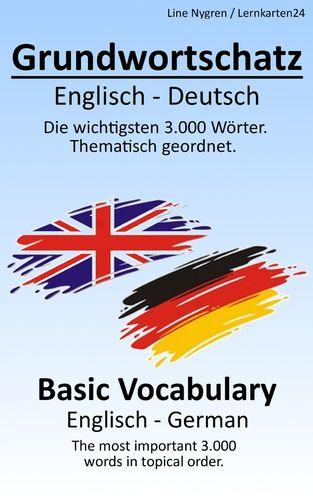 Grundwortschatz Englisch - Deutsch