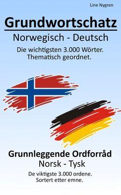 Grundwortschatz Norwegisch - Deutsch