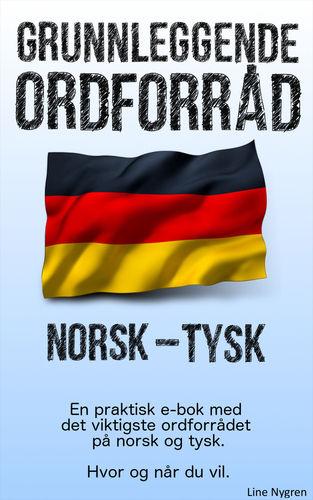 Grunnleggende Ordforråd Norsk - Tysk