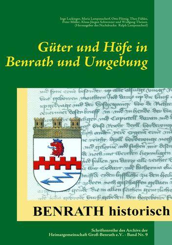 Güter und Höfe in Benrath und Umgebung