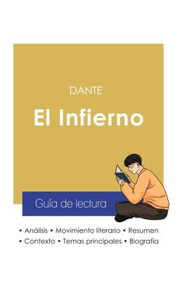 Guía de lectura El infierno en la Divina comedia de Dante (análisis literario de referencia y resumen completo)