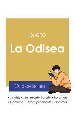 Guía de lectura La Odisea de Homero (análisis literario de referencia y resumen completo)