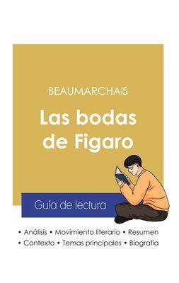 Guía de lectura Las bodas de Figaro de Beaumarchais (análisis literario de referencia y resumen completo)