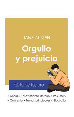Guía de lectura Orgullo y prejuicio de Jane Austen (análisis literario de referencia y resumen completo)