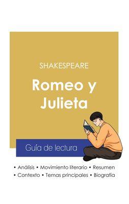 Guía de lectura Romeo y Julieta de Shakespeare (análisis literario de referencia y resumen completo)