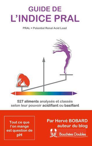 Guide de l'indice Pral (Potential Renal Acid Load)