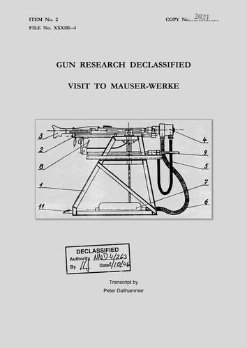 Gun Research Declassified