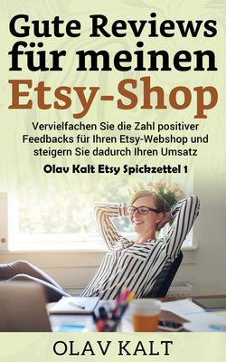 Gute Reviews für meinen Etsy-Shop