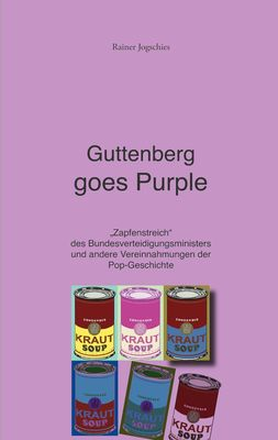 Guttenberg goes Purple
