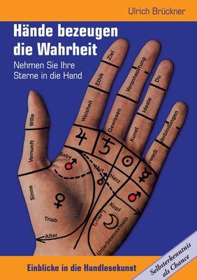 Hände bezeugen die Wahrheit