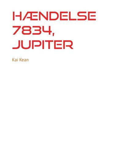 Hændelse 7834, Jupiter
