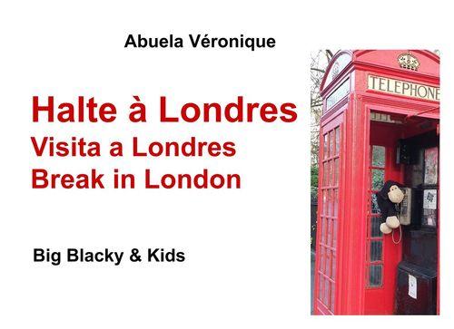 Halte à Londres