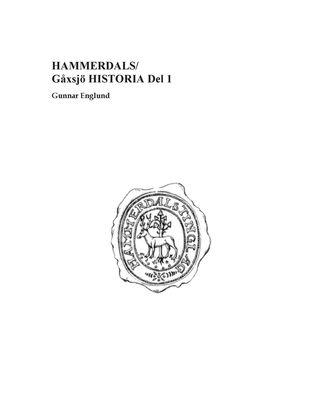 Hammerdals/Gåxsjö Historia Del 1
