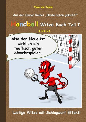 Handball Witze Buch - Teil I