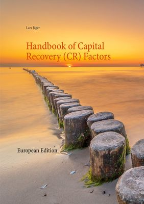 Handbook of Capital Recovery (CR) Factors