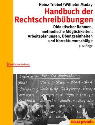 Handbuch der Rechtschreibübungen