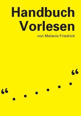 Handbuch Vorlesen