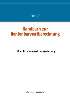 Handbuch zur Rentenbarwertberechnung