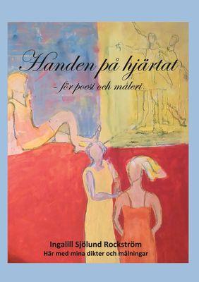Handen på hjärtat för poesi och måleri
