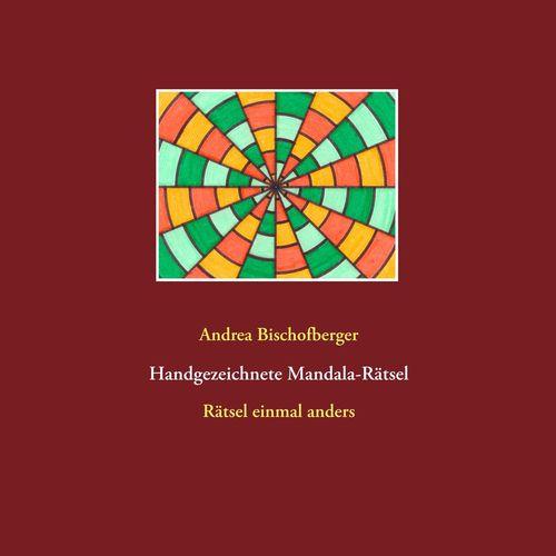 Handgezeichnete Mandala-Rätsel