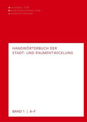 Handwörterbuch der Stadt- und Raumentwicklung