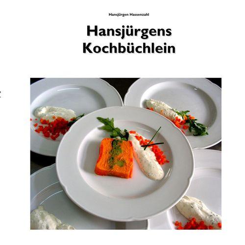 Hansjürgens Kochbüchlein