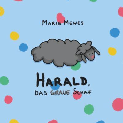 Harald, das graue Schaf