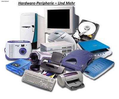 Hardware-Peripherie – Und Mehr
