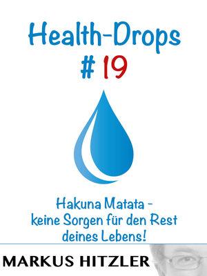 Health-Drops #019
