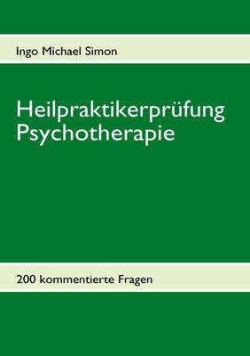 Heilpraktikerprüfung Psychotherapie