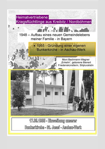 Heimatvertriebene: Kriegsflüchtlinge aus Kreibitz