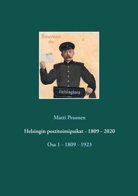 Helsingin postitoimipaikat - 1809 - 2020