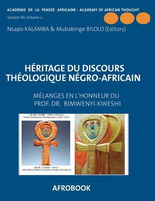 Héritage du Discours Théologique Négro-Africain