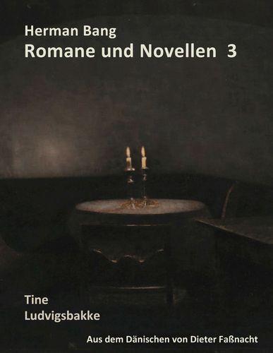 Herman Bang Romane und Novellen Band 3