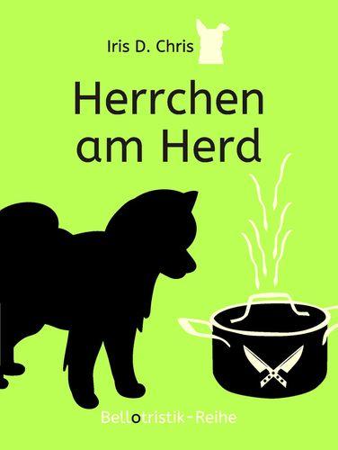 Herrchen am Herd