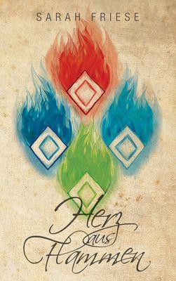 Herz aus Flammen