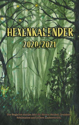 Hexenkalender 2020/2021 (Taschenbuch)